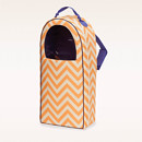 Going My Way Doll Carrier - Chevron