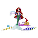 Disney Princess Ariel's Royal Ribbon Salon Doll