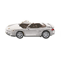 Die-Cast Porsche 911 Turbo Cabrio Car