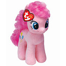 Ty My Little Pony Buddies Soft Toy - Pinky Pie