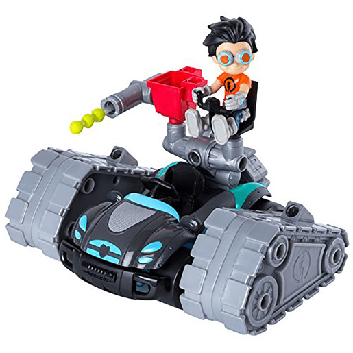 Rusty Rivets Build me Rivet System Blaster Tank