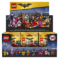 LEGO Batman Movie Minifigures - Box (60 packs)