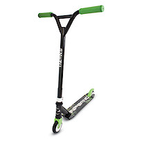 Zinc Inferno Scooter - Black & Green