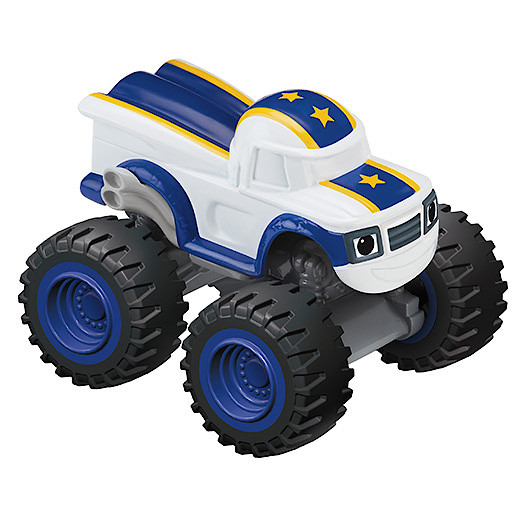 Fisher-Price Blaze and the Monster Machines Die Cast Vehicle - Darington from TheToyShop