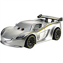 Disney Cars Metallic Finish Series - Lewis Hamilton Vehicle
