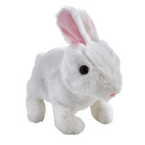 Pitter Patter Pets Baby Bunny - White Bunny