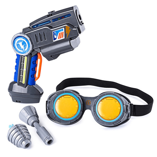Rusty Rivets Multitool and Goggles