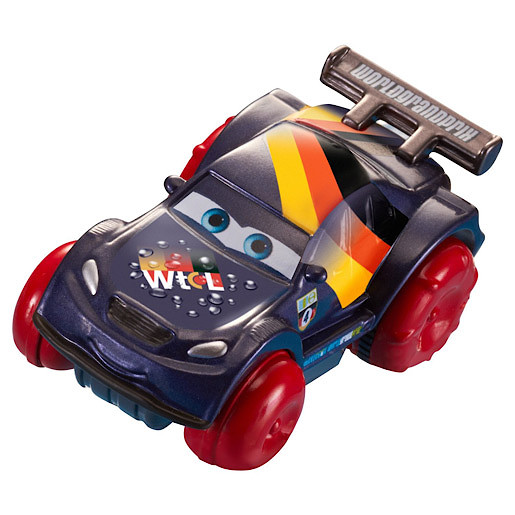 Image of Disney Pixar Cars Hydro Wheels Max Schnell Vehicle