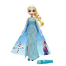 Disney Frozen Magical Story Cape Doll - Elsa