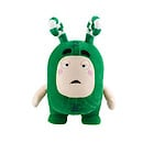 Oddbods 25cm Super Sounds Soft Toy - Zee