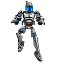LEGO Star Wars Jango Fett Buildable Figure -75107