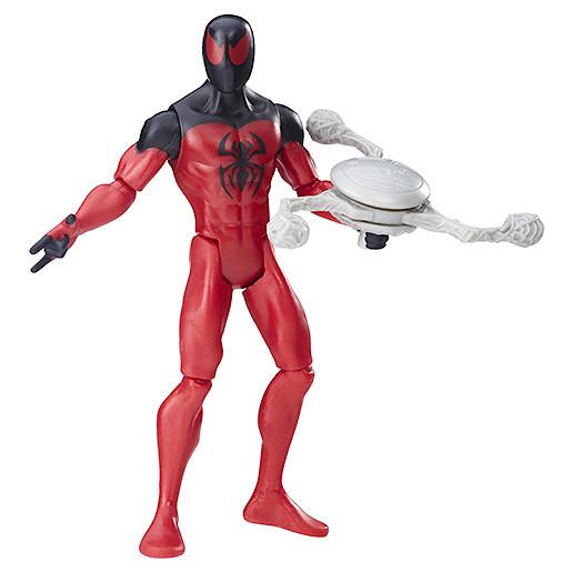 Marvel SpiderMan 15cm Figure  Scarlet Spider