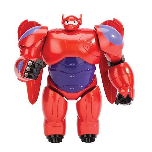 Big Hero 6 10cm Baymax in Armour Figure