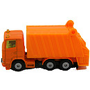 Die-Cast Refuse Truck