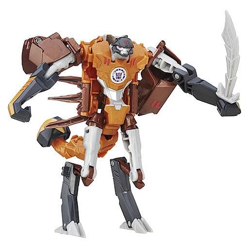 Transformers Robots In Disguise Warrior ClassScorponok Figure