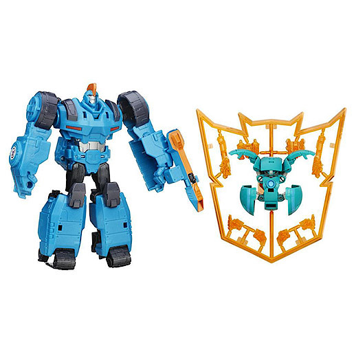 Transformers Robots In Disguise MiniCon Deployers Action Figure  Overload