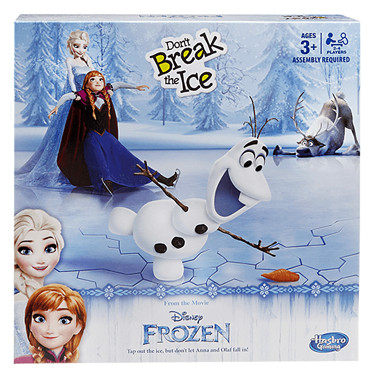 Don't Break the Ice: Disney Frozen Edition Game