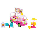 Shopkins 'Scoops' Ice Cream Truck Playset