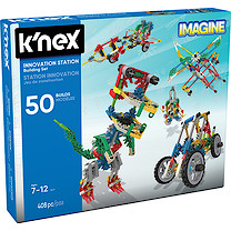 KNEX Innovation Station Building Set