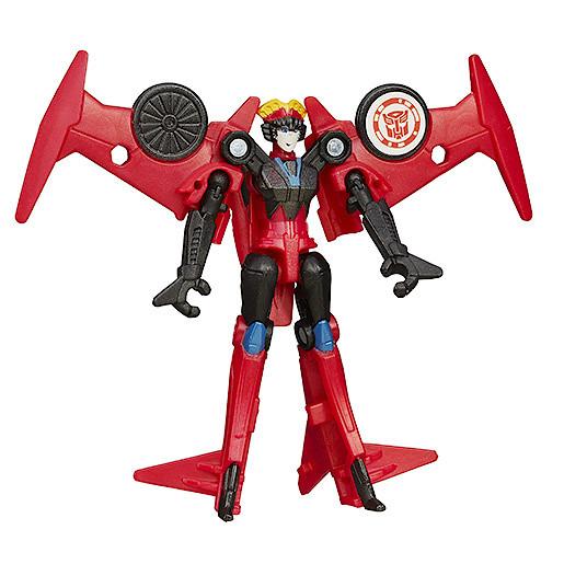 Transformers Robots In Disguise Legion ClassWindblade Figure