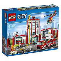 LEGO City Fire Station - 60110