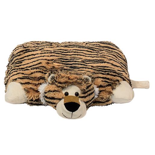 Snuggle Buddies Stripey the Tiger Cushion