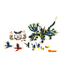 Lego Ninjago Attack of the Morro Dragon - 70736