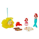 Disney Princess Little Kingdom Storytelling Makeup Set - Ariel Glitter Grotto