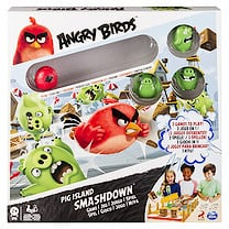 Angry Birds Movie: Pig Island Smashdown Playset