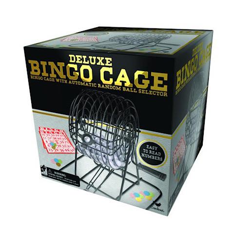 Deluxe Bingo Game
