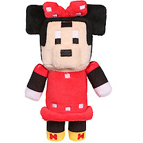 Disney Crossy Road Soft Toy Collectibles - Minnie Mouse