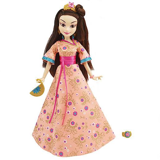 Image of Disney Descendants Auradon Coronation Doll - Lonnie