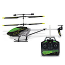 Bladez Salvation Max II 3 Channel RC Helicopter - Green