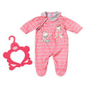Baby Annabell Romper - Pink