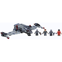 Kre-O Star Trek Klingon Bird of Prey Set