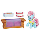 My Little Pony Friendship Is Magic Story Figure with Accessories - Mrs. Dazzle Cake