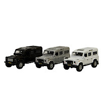 Die-Cast Pull-Back Landrover Defender With Light & Sound