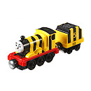 Fisher-Price Diecast Thomas & Friends Take-n-Play Busy Bee James