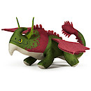 Action Dragons Skull Crusher Soft Toy