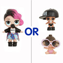 L.O.L. Surprise! Mystery Pack - 1 x Tot or 2 x Lil Sisters