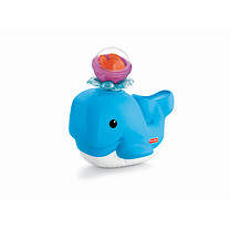 Fisher-Price Spray on Lights Bath Whale