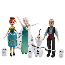 Disney Frozen Fever Friends Gift Set