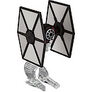 Hot Wheels Star Wars Die Cast First Order Special Forces Tie Fighter Vehicle