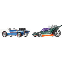 Hot Wheels Star Wars Han Solo and Greedo Character Cars