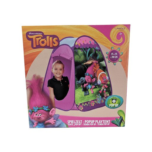 Dreamworks Trolls Pop Up Tent