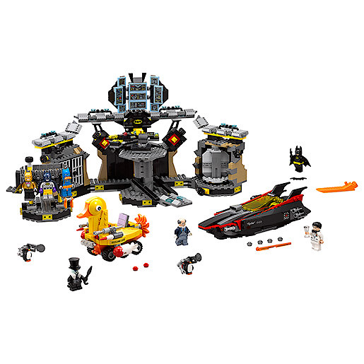 Authentic Lego Batman Movie Batcave Break-In 70909 Penguin Minifig Only!