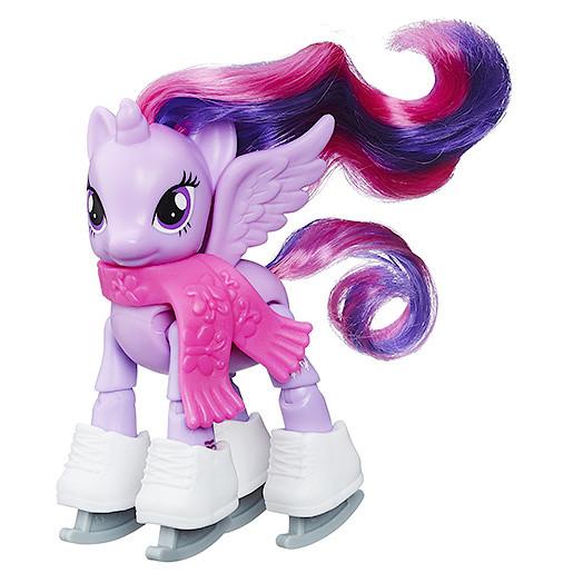 My Little Pony Ice Skating  Princess Twilight Sparkle Poseable Figure