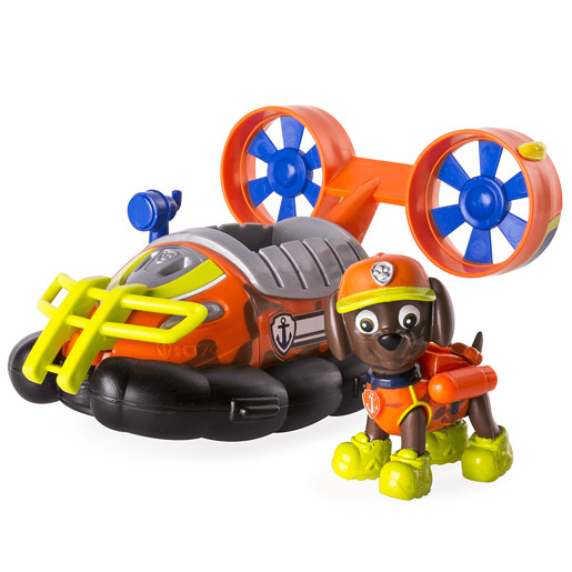 Paw Patrol Jungle Rescue Vehicle - Zumas Jungle Hovercraft
