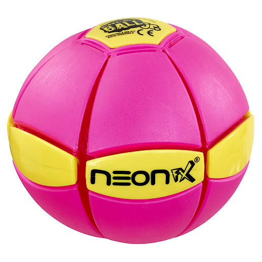 Phlat Ball Neon or Metallic Junior (Colours May Vary)