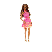 Barbie Fashionistas Doll - Floral Dress